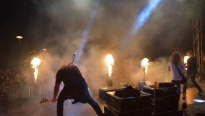 Rock for JK Manětín oslavil deset let. Zahráli Trautenberk, Alkehol, Škwor, Cocotte Minute, SPS a další