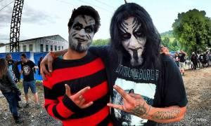 Fanoušci rocku a metalu se sjeli do Vizovic. Na Masters Of Rock zahráli Avantasia nebo Dimmu Borgir
