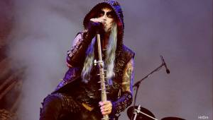Fans of rock and metal came to Vizovice for Masters of Rock festival. Headliners were Avantasia and Dimmu Borgir