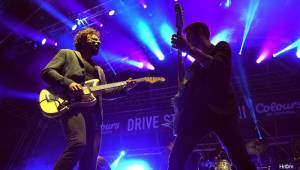 Hvězdou prvního dne Colours of Ostrava byla Florence and the Machine, vystoupili i MØ nebo Red Baraat