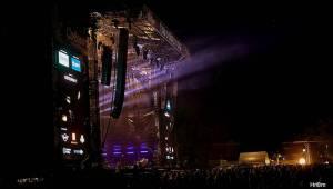 Čtvrteční Colours Of Ostrava: Na hlavním pódiu zářili Kryštof nebo Rag'N'Bone Man, na malé scéně bavili The Atavists