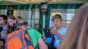 První den na Footfestu vystoupili Škwor, Doga, Traktor nebo Dymytry