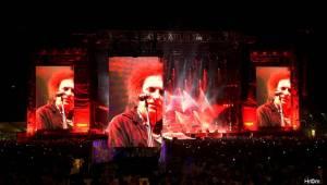 Závěr Colours Of Ostrava se nesl v režii The Cure