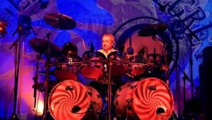 Nick Mason přenesl Lucernu do šedesátých let. Zahrál písně z rané tvorby Pink Floyd