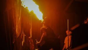 Druhý den Létofestu v Olomouci: Hlavními hvězdami byli Wanastowi Vjecy a Divokej Bill