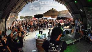 Sold out Brutal Assault festival shows how it will look after nuclear explosion. Agnostic Front or Emperor played at Friday