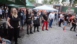 Punkové řádění v Modré Vopici obstarali Davová psychóza a Zputnik