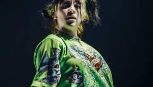 Billie Eilish pobláznila všechny teenagery v Praze