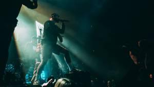 Forum Karlín rozbouřil rapový mág Machine Gun Kelly