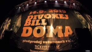 Divokej Bill Doma: V Úvalech zahrál sousedům a kamarádům, vystoupili i Medvěd 009 a Tereza Balonová