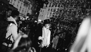 Klub Chapeau Rouge oslavil sté narozeniny. Po tradičním průvodu zahráli Tata Bojs, Mucha nebo I Love You Honey Bunny