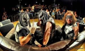 Dymytry představili nejvěrnějším fanouškům exkluzivně své nové album Revolter