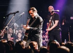 Chinaski se i na druhém křtu alba 11 v Lucerna Music Baru dočkali nadšeného přijetí nových písní