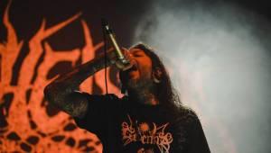 As I Lay Dying předvedli ve Foru Karlín pořádně divokou show