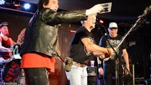 Číra, punk a pogo. SPS a E!E se s Pogo Tour 2019 zastavili v pražském Rock Café