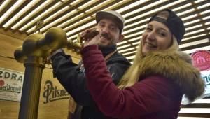 Pilsner Fest: 177. výročí prvního ležáku slavili Mydy Rabycad, Inekafe nebo Post It