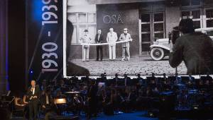 Sté výročí OSA slavili Olympic, Richard Krajčo nebo David Koller. Nechyběla vzpomínka na Karla Gotta