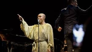 Laura Mvula doprovázená Brněnskou filharmonií přivezla do pražského Fora Karlín unikátní zážitek