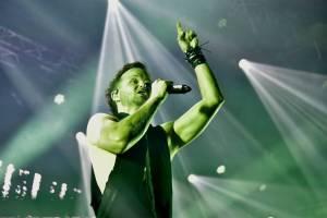 Finští The Rasmus řádili v Lucerně, vystoupili také Eddie Stoilow