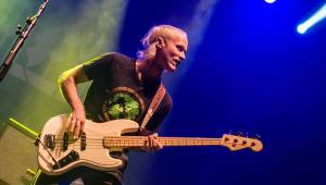 Dánští Volbeat strhli O2 universum od prvních tónů kytar. Hráli také Danko Jones a Baroness
