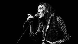 Judith Hill ve vyprodaném Jazz Docku představila své poslední album Golden Child