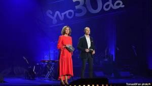 Třicet let od událostí listopadu 1989 připomněli v Ostravě Tomáš Klus, Aneta Langerová nebo Michal Prokop