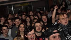 Cocotte Minute oslavili v plzeňském Divadle Pod Lampou patnáct let od vydání debutu Czeko