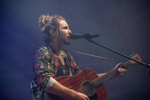 Jeremy Loops odstartoval v Lucerně své podzimní evropské turné