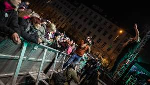 Festival svobody: Na Václavském náměstí slavili třicet let od Sametové revoluce Aneta Langerová, Tata Bojs i Vypsaná Fixa