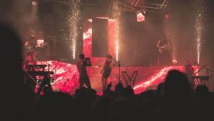 Mydy Rabycad pokřtili ve Foru Karlín album Numbers a odehráli svůj poslední koncert