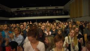 Olympic zazářil v Plzni, s Petrem Jandou si lidé zpívali hit za hitem
