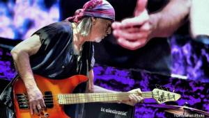 Deep Purple se po roce vrátili do České republiky. V Ostravar aréně duněl hit Smoke On The Water