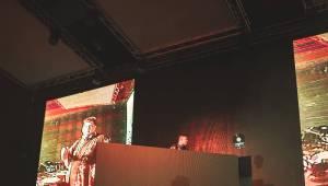 Kapitán Demo si při show v Karlíně hrál s drony