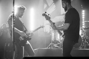 Post-It vydali po deseti letech nové EP. V Akropoli ho křtila Martina Pártlová
