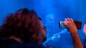 Mňága a Žďorp pokřtila Třecí plochy v Lucerna Music Baru