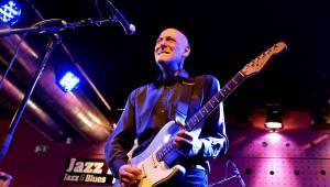 Rene Trosman naděloval v pražském Jazz Docku i na Štědrý den