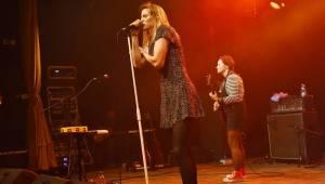 V Plzni udeřila dívčí síla. Na pódiu to rozjely skupiny Gaia Mesiah, Matahari a Anacreon