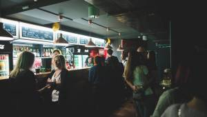 Klub Rock Café oslavil své poslední narozeniny před třicítkou, hráli Prago Union i Brass Avenue