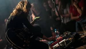 teepee pokřtili v Lucerna Music Baru nové album Where The Ocean Breaks