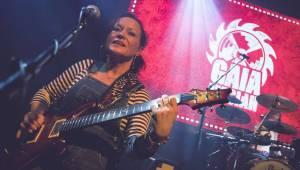 Gaia Mesiah pokřtila v Lucerna Music Baru koncertní album, diváci šíleli
