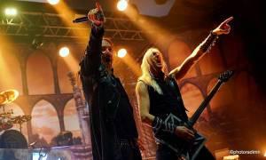 HammerFall vyprodali Forum Karlín, podpořit je přišla i Dominika Gottová