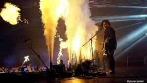 Rybičky 48 na Rockovém stužkováku v Pardubicích zapálili aparaturu