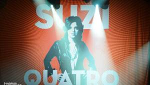 Suzi Quatro opět ovládla Lucernu. Fanouškům se předvedla ve skvělé formě