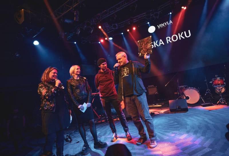 Hudební ceny Vinyla za rok 2019 vyhráli B4, Margo a klub Punctum