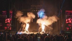 Maluma předvedl v O2 areně parádní koncert v latinskoamerickém rytmu