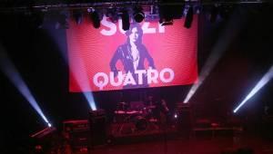Suzi Quatro potěšila brněnské fanoušky v klubu Sono