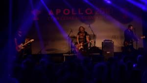 Cenu Apollo si z Roxy odnesl Hugo Toxxx, vystoupili Vojta Dyk, Zvíře jménem podzim i Vypsaná Fixa