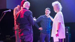 Megaton Fashion Show 2019: Rockové hvězdy se předvedly na přehlídkovém molu, vystoupily i děti