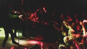 Horkýže Slíže odstartovali turné ve vyprodaném Lucerna Music Baru