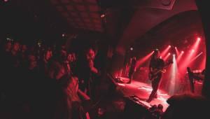 Divocí Hentai Corporation v pražském klubu Futurum pokřtili nové EP
